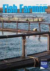 Fish Farmer Magazine Magazine Cover