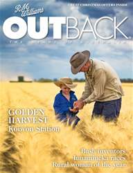 OUTBACK 104 issue OUTBACK 104