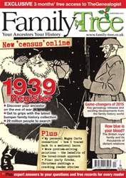 Family Tree Christmas 2015 issue Family Tree Christmas 2015