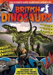 British Dinosaurs issue British Dinosaurs