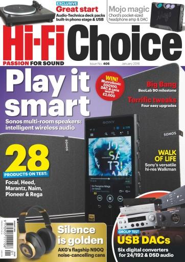 Hi-Fi Choice Preview