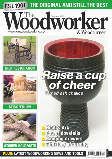 The Woodworker Magazine Digital Issue
