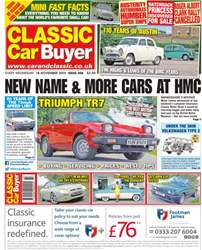 No. 306 New Name & More Cars At HMC issue No. 306 New Name & More Cars At HMC