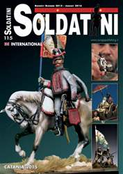 Soldatini International 115 issue Soldatini International 115