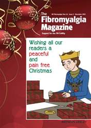 Fibromyalgia Magazine December 2015 issue Fibromyalgia Magazine December 2015