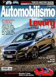 Automobilismo 12 2015 issue Automobilismo 12 2015