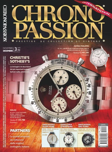CHRONO PASSION Digital Issue