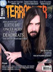 Terrorizer 265 issue Terrorizer 265