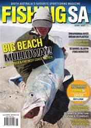 Fishing SA Dec/Jan 2015/16 issue Fishing SA Dec/Jan 2015/16