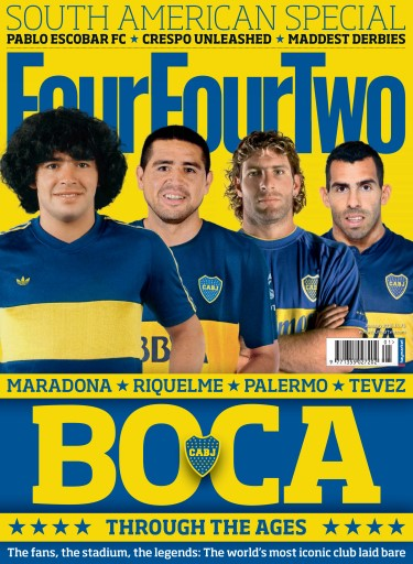 FourFourTwo Digital Issue