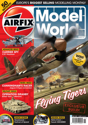 Airfix Model World Digital Issue