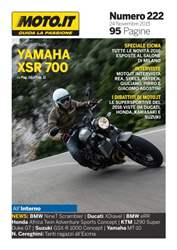 Moto.it Magazine n. 222 issue Moto.it Magazine n. 222