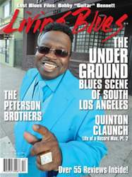 Living Blues #240 issue Living Blues #240