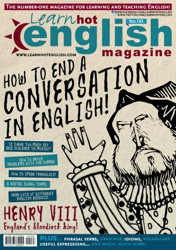 Learn Hot English Digital Issue
