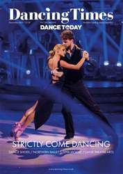 Dancing Times Magazine Cover