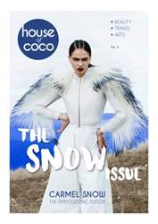 House of Coco Magazine Cover