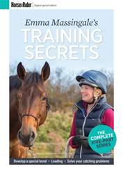 Emma Massingale's training secrets issue Emma Massingale's training secrets