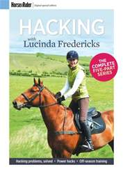 Hacking with Lucinda Fredericks issue Hacking with Lucinda Fredericks