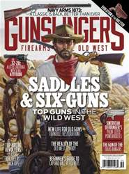 Gunslinger Winter-Spring 2016 issue Gunslinger Winter-Spring 2016