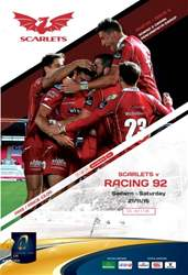 Racing 92 Nov15 issue Racing 92 Nov15