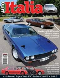 Auto Italia Issue 239 issue Auto Italia Issue 239