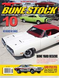 BONE STOCK #1 (WINTER 2015) issue BONE STOCK #1 (WINTER 2015)