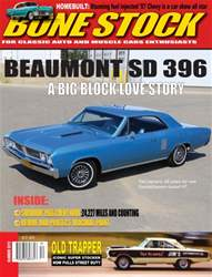 BONE STOCK #3 SUMMER 2015 issue BONE STOCK #3 SUMMER 2015