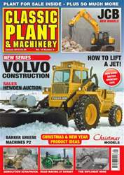 Vol. 14 No. 2 Volvo Construction issue Vol. 14 No. 2 Volvo Construction