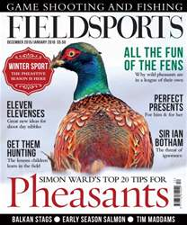 Fieldsports Magazine December/January 2015/16 issue Fieldsports Magazine December/January 2015/16