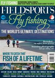 Fieldsports Magazine Cover