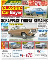 No. 308 Scrappage Threat Remains issue No. 308 Scrappage Threat Remains