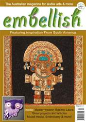 Embellish Magazine issue 24 issue Embellish Magazine issue 24