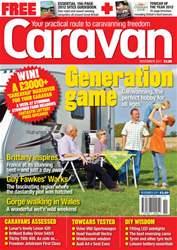 Caravan Magazine Magazine Cover