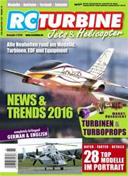 RC Turbine 2016 issue RC Turbine 2016