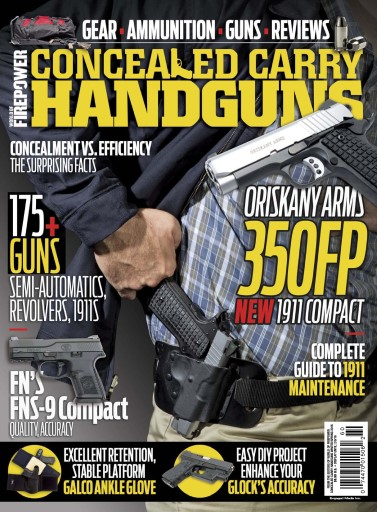 Concealed Carry Handguns Preview