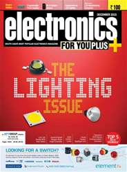 Electronics For You Magazine Cover