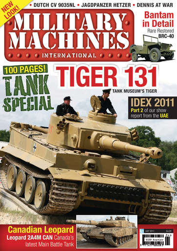Military Machines International Digital Issue