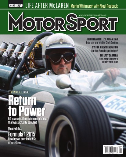 Motor Sport Magazine Digital Issue