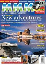 New Adventures - January 2016 issue New Adventures - January 2016