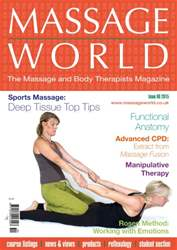 Massage World 90 issue Massage World 90