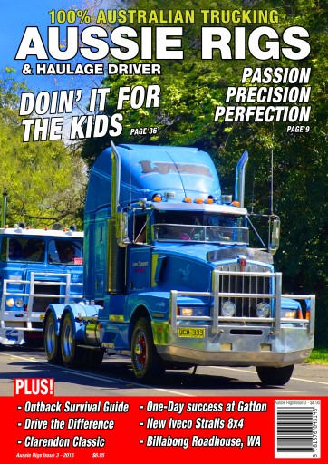 Aussie Rigs and Haulage Driver Preview
