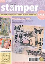 Craft Stamper - November 2011 issue Craft Stamper - November 2011