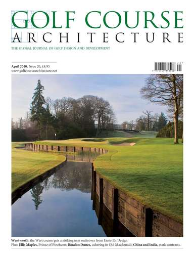 Golf Course Architecture Magazine