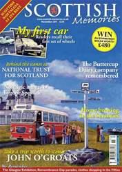 Scottish Memories Magazine Cover