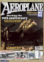 No.464 Lancaster 70thAnniversary issue No.464 Lancaster 70thAnniversary