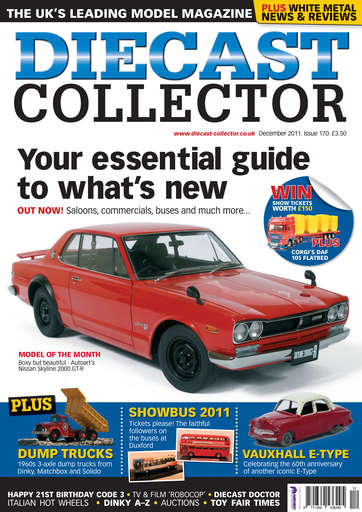 Diecast Collector Preview