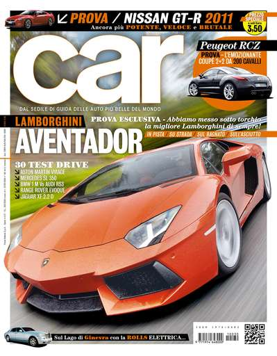 CAR magazine Italia Digital Issue