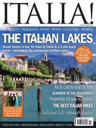 September 2010 The Italian Lakes issue September 2010 The Italian Lakes