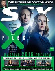 SFX Magazine Cover