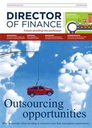 Director of Finance Winter 2015/16 issue Director of Finance Winter 2015/16